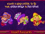 Mad Hatter Pokie Machine